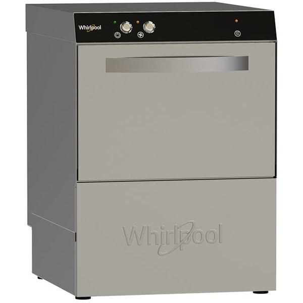 Masina de spalat vase semi-profesionala WHIRLPOOL EDM 5 DU, inox