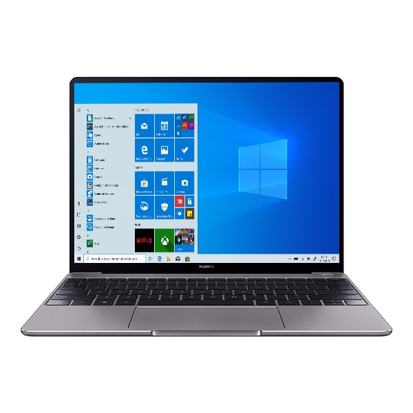 "Laptop HUAWEI MateBook 13, AMD Ryzen 5-3500U pana la 3.7GHz, 13"" 2K IPS, 8GB, SSD 512GB, AMD Radeon Vega 8 Graphics , Windows 10 Home, gri"