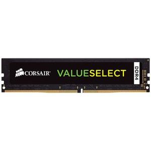 Memorie desktop CORSAIR ValueSelect, 16GB DDR4, 2400 MHz, C16, CMV16GX4M1A2400C16
