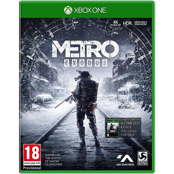 Metro Exodus Day One Edition Xbox One