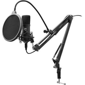 Microfon Gaming WHITE SHARK DSM-01 Zonis, USB, negru