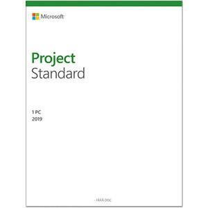 Licenta electronica Microsoft Project 2019 Standard, 1 dispozitiv, ESD