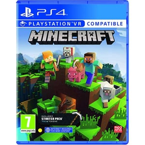 Minecraft Starter Collection PS4