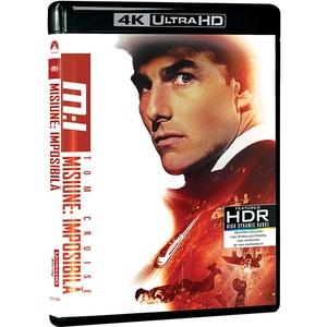 Misiune: Imposibila 1 Blu-ray 4K Ultra HD