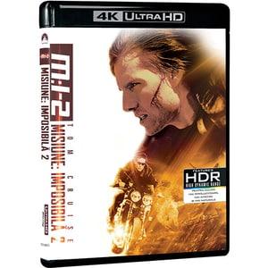Misiune: Imposibila 2 Blu-ray 4K Ultra HD