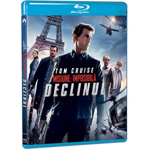 Misiune: Imposibila 6 - Declinul Blu-ray