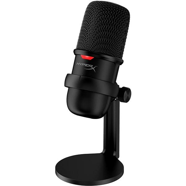Microfon Gaming HyperX SoloCast, USB, negru
