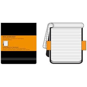 Carnet notite MOLESKINE Ruled Report Notebook, dictando, Pocket, 96 file, negru