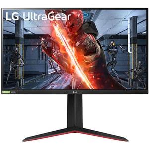 """Monitor Gaming LED IPS LG UltraGear 27GN850-B, 27"""" QHD, NVIDIA G-Sync, 144Hz, negru"""