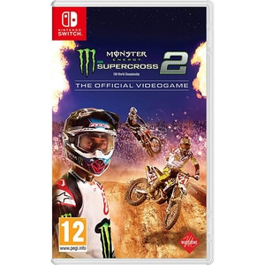 Monster Energy Supercross - The Official Video Game 2 - Nintendo Switch
