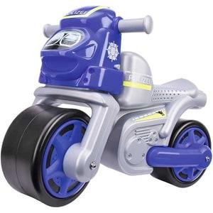 Motocicleta BIG Polizei Bike, 12 luni+, albastru