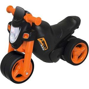 Motocicleta BIG Sport Bike, 12 luni+, negru-portocaliu