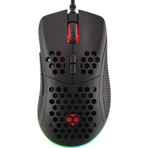 Mouse Gaming GENESIS Krypton 550, 8000 dpi, negru