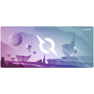 Mouse Pad Gaming AQIRYS Gravity Extra Large, multicolor