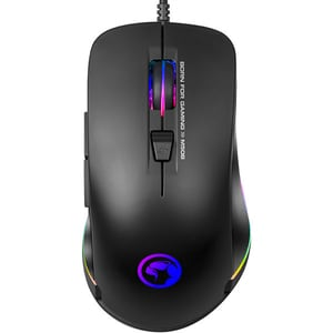 Mouse Gaming MARVO M508, 3200 dpi, negru