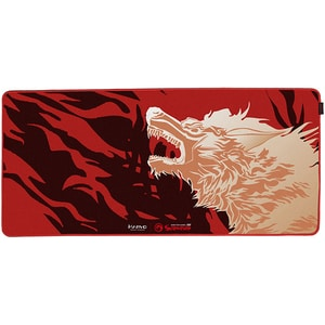 Mouse Pad Gaming MARVO G32, design FireWolf, marime XL