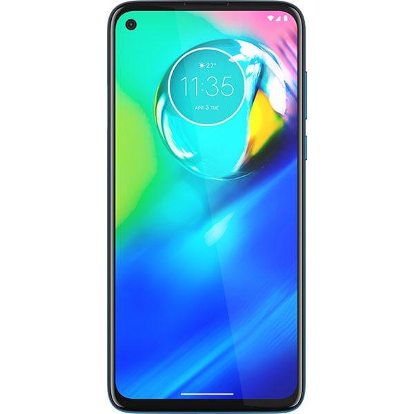 Telefon MOTOROLA Moto G8 Power, 64GB, 4GB RAM, Dual SIM, Capri Blue