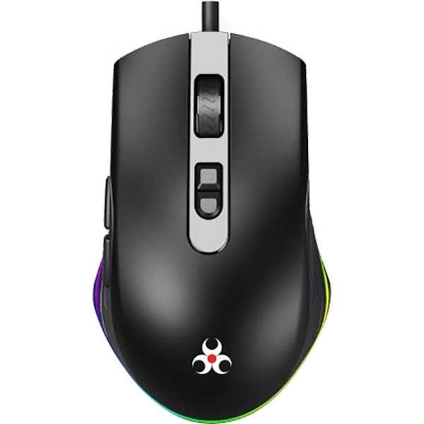 Mouse Gaming MYRIA MG7525, 2400 dpi, negru