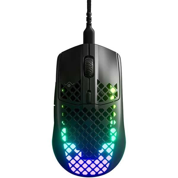 Mouse Gaming STEELSERIES Aerox 3, 8500 dpi, negru