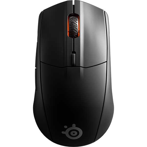 Mouse Gaming Wireless STEELSERIES Rival 3 Wireless, 18000 dpi, negru