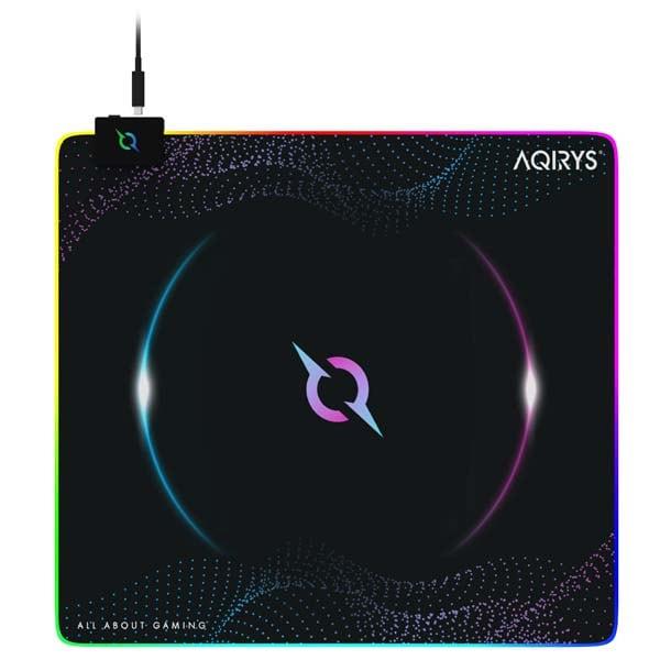 Mouse Pad Gaming AQIRYS Eclipse Mini, negru