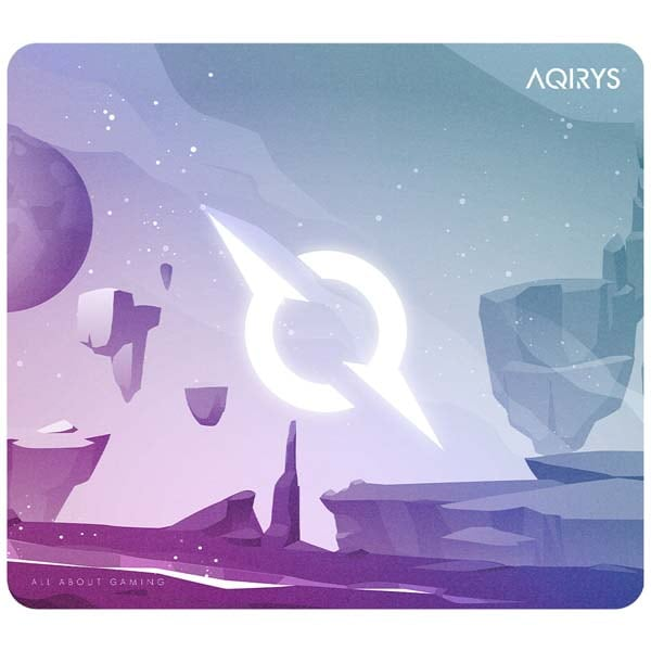 Mouse Pad Gaming AQIRYS Gravity Mini, multicolor
