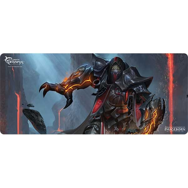 Mouse Pad Gaming WHITE SHARK MP-1877 Umethon, multicolor