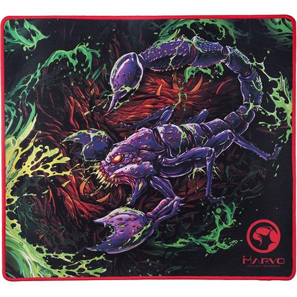 Mouse Pad Gaming MARVO G21, design Scorpion, multicolor