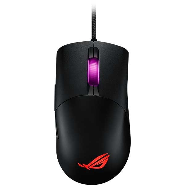 Mouse Gaming ASUS ROG Keris, 16000 dpi, Bluetooth, negru