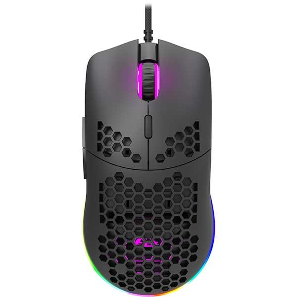Mouse Gaming CANYON Puncher CND-SGM11B, 4200 dpi, negru