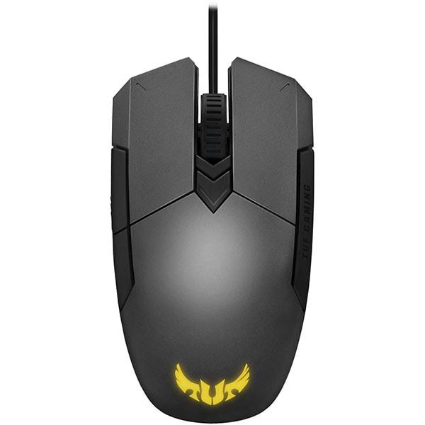 Mouse Gaming ASUS TUF Gaming M5, 6200 dpi, negru