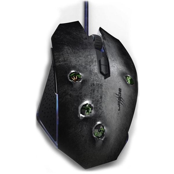Mouse Gaming HAMA uRage Bullet, 3000 dpi, negru