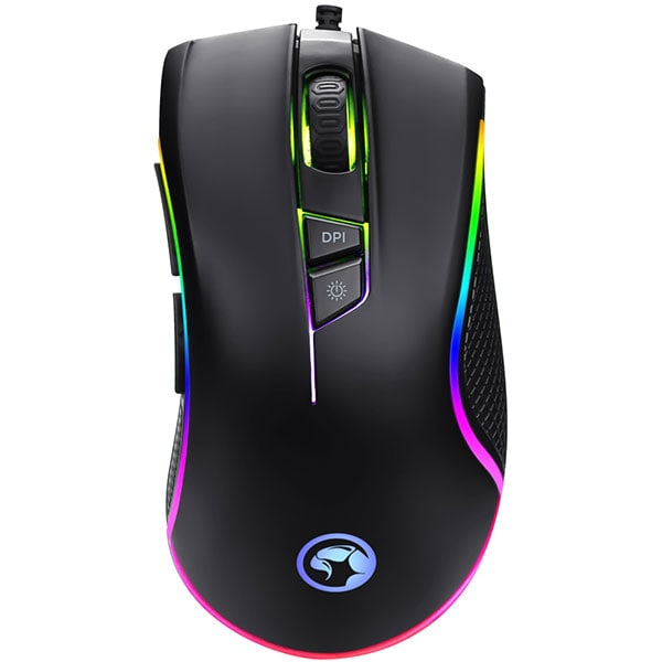 Mouse Gaming MARVO G917, 10000 dpi, negru
