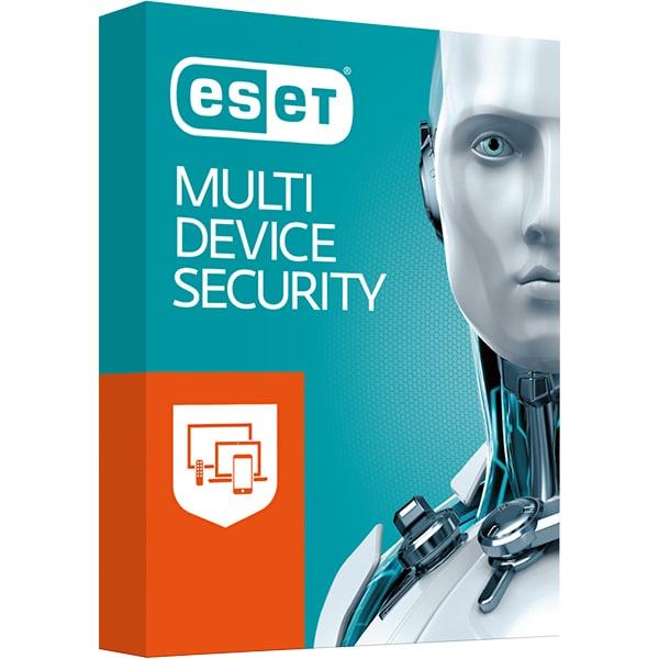 Antivirus ESET NOD32 Multi-Device 5, 1 an, 5 utilizatori, Box