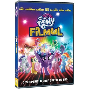 My Little Pony Filmul DVD