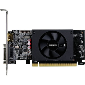 Placa video GIGABYTE GeForce GT 710, 2GB GDDR5, 64bit, GV-N710D5-2GL