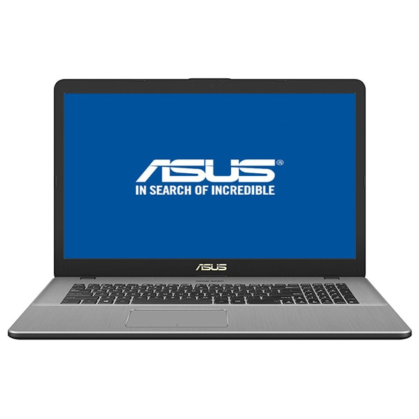 "Laptop ASUS VivoBook Pro N705UD-GC171, 17.3"" Full HD, Intel Core i5-8250U pana la 3.4GHz, 8GB, HDD 1TB + SSD 128GB, NVIDIA GeForce GTX 1050 4GB, Free Dos"