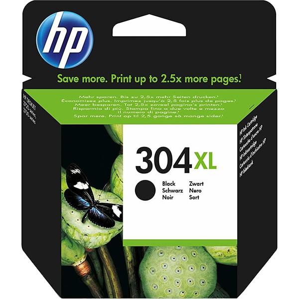 Cartus HP 304XL (HPN9K08AE), negru