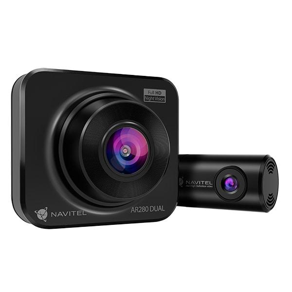 """Camera auto duala DVR NAVITEL AR280, 2"""", FHD, G-Senzor"""