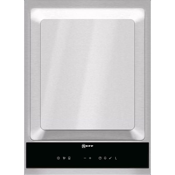 Plita incorporabila Teppanyaki NEFF N74TD00N0, Electrica, Touch Control, inox