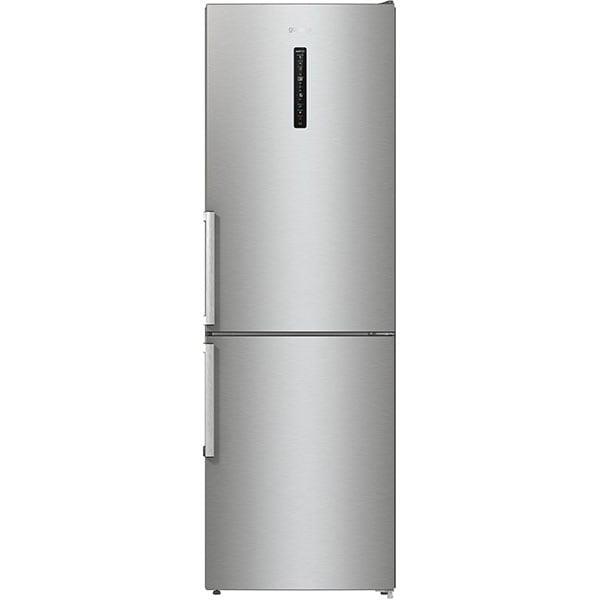 Combina frigorifica GORENJE NRC6193SXL5, No Frost Plus, 326 l, H 185 cm, Clasa D, inox