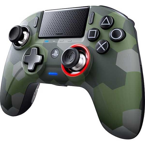 Controller NACON Revolution Pro 3, PS4, Green Camo