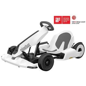 Kart Electric NINEBOT GoKart, 5 inch, alb-negru