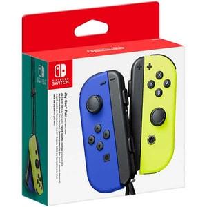 Set Controller Joy-Con NINTENDO Switch, blue-neon yellow