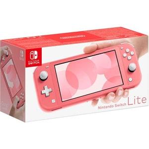 Consola portabila Nintendo Switch Lite Coral