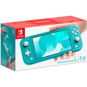 Consola portabila Nintendo Switch Lite, turquoise