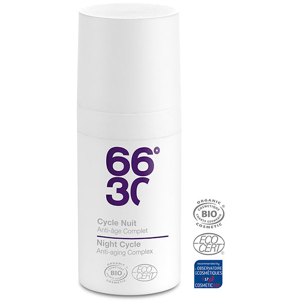 Crema de noapte regeneranta anti-aging 66-30, 50ml