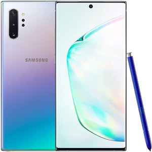 "Telefon SAMSUNG Galaxy Note 10+ 5G, 6.8"", 256GB, 12GB RAM, Single SIM, Aura Glow"