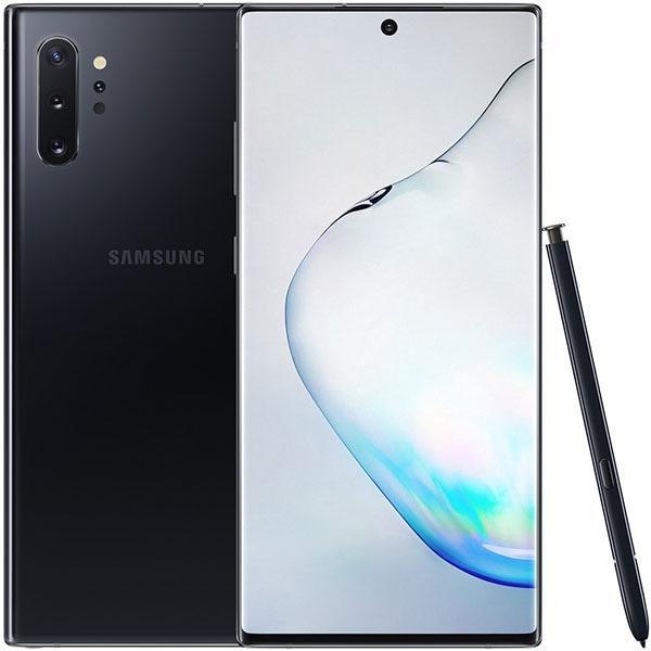 """SAMSUNG Galaxy Note 10+, 6.8"""", 512GB, 12GB RAM, Dual SIM, 4G, Aura Black"""