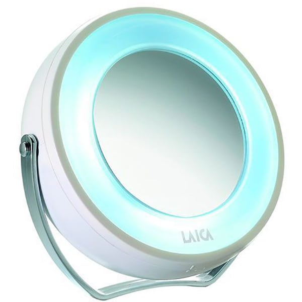 Oglinda cosmetica compacta cu iluminare LED LAICA PC5002